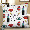 Pillowcase Car Office Sofa Cushion Cover - MULTI