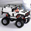 Xiaomi YYSQC01IQ Intelligent Building Blocks Four-wheel Drive Off-road Vehicle - WHITE