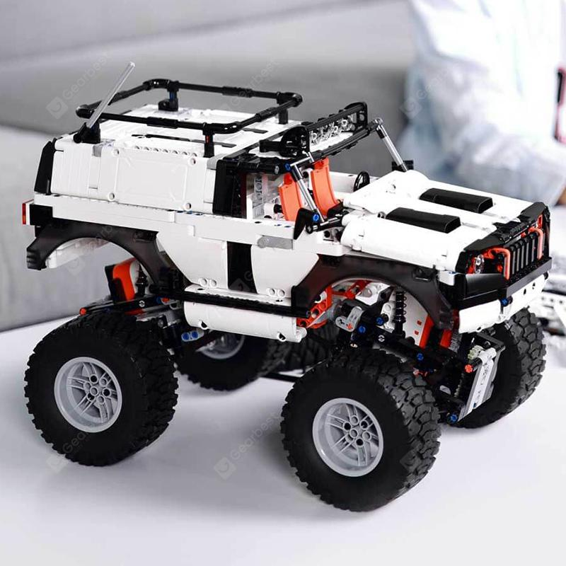 Xiaomi YYSQC01IQ Intelligent Building Blocks Four-wheel Drive Off-road