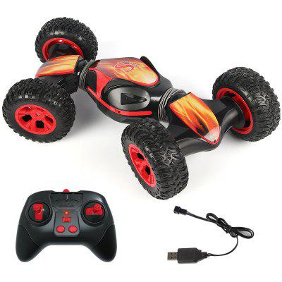 2.4 GHz 4WD RC Monster Truck - RTR Dual Motors