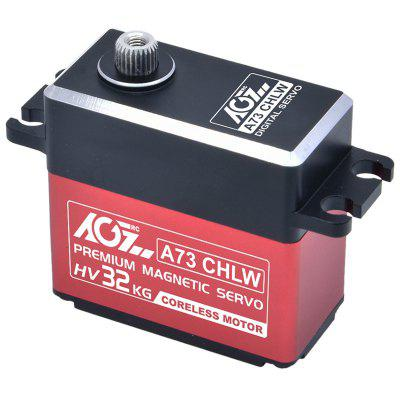 AGF A73 CHLW 32kg Alta Coppia Impermeabile Coreless Servo Digitale