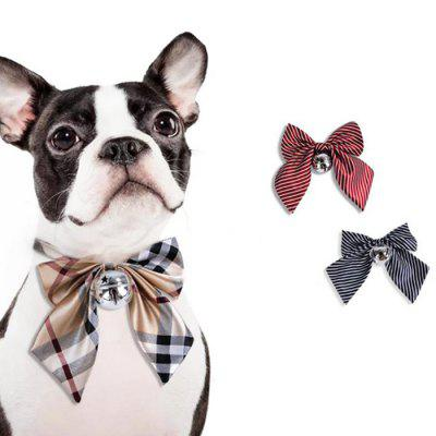 Pet Dog Bow Tie Collar