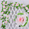 Simulation Home Decoration Flower Vine 2.4m - PIG PINK