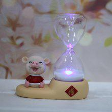 Gearbest price history to Creative Desktop Display Craft Home Decoration Hourglass