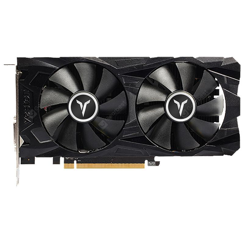 Yeston RX560D 4G D5 Earth God Game Graphics Card