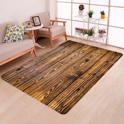 3D Home Fashion Wood Grain Carpet
