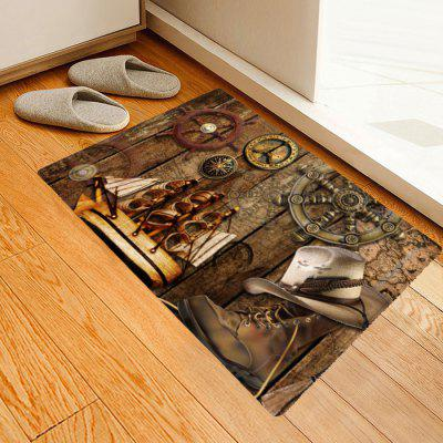 Stylish Bedroom Decorated Floor Mat Carpet