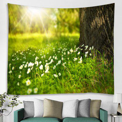 3D Digital Printing Decoration Cloth Wall Tapestry