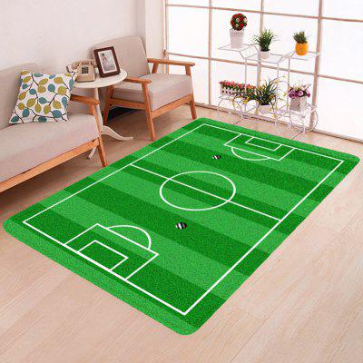 Home Fashion Decorative Floor Mat Carpet