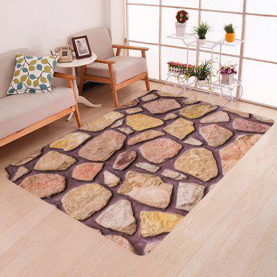 Personality Creative Home Floor Mat Carpet