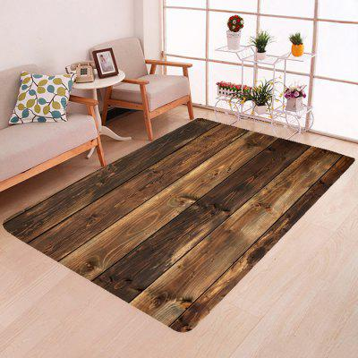 Fashion Wood Grain Decorative Home Carpet