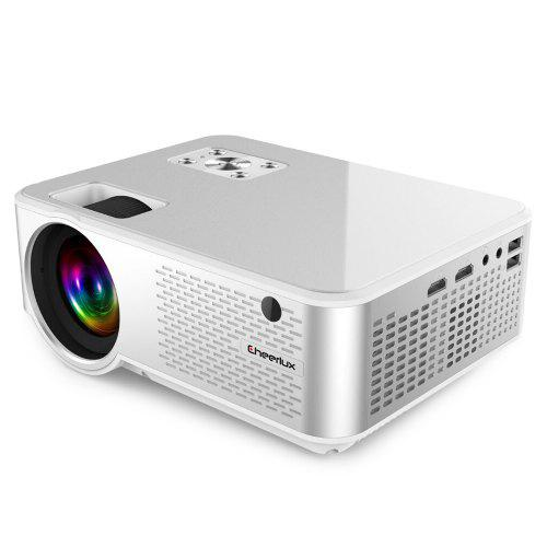 Cheerlux C9 LCD Projector Home Entertainment Commercial