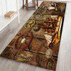 Stylish Bedroom Decorated Floor Mat Carpet - BROWN BEAR