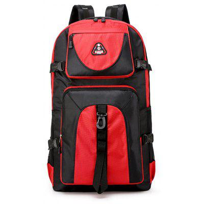 Backpack Outdoor Climbing Large Capacity Waterproof Nylon 40L