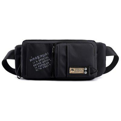 Men's Shoulder Bag Waterproof Nylon Casual Multifunction