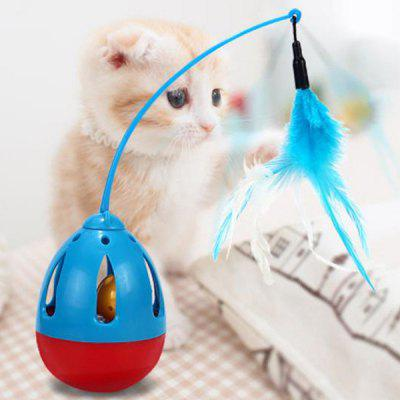 Tumblr Plumas Funny Cat Pet Toy