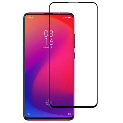 QULLOO 2.5D Full Coverage Tempered Glass Screen Protector for Xiaomi Mi 9T Pro / Redmi K20 Pro / Mi 9T / Redmi K20