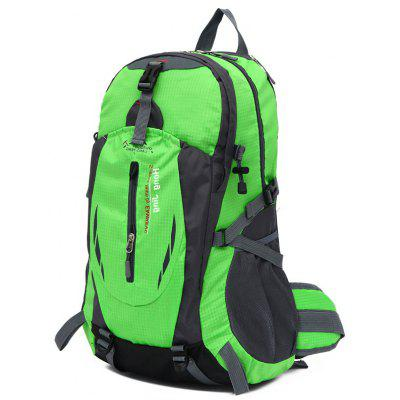 Impermeável 35L Capacidade Men  's Outdoor Bag Backpack