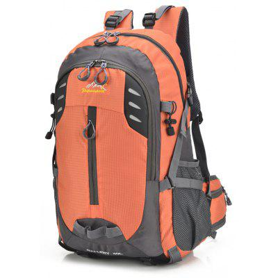 Men's Backpack Waterproof Oxford Outdoor Mountaineering 40L