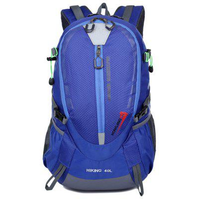 Waterproof Nylon 40L Outdoor Backpack Bag