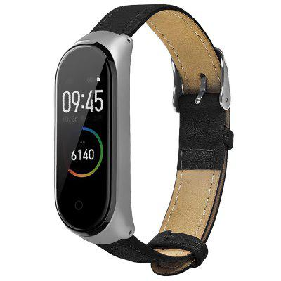 TAMISTER Replacement Strap Rubber Card Belt for Xiaomi Mi Band 4