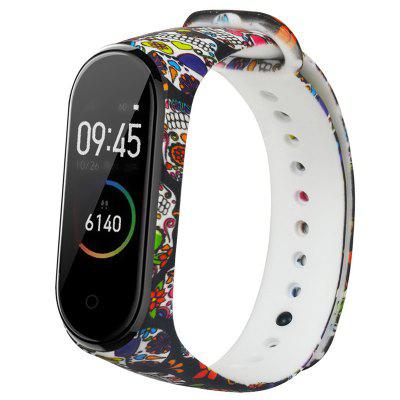 TAMISTER Painted Replacement Wrist Strap para Xiaomi Mi Band 4