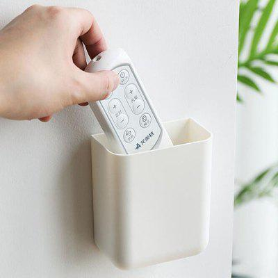 Wall-mounted Storage Box for Home Remote Control