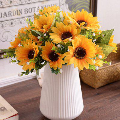 7 Forks Rustic Style Sunflower