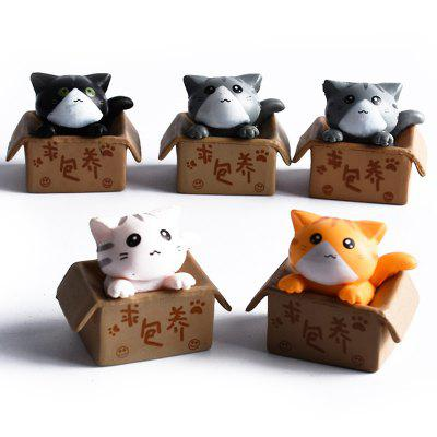 Op zoek naar Private House Cat Toy Home Decoration 5st