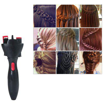Fast Automatic DIY Braided Hair Device Styling Tool