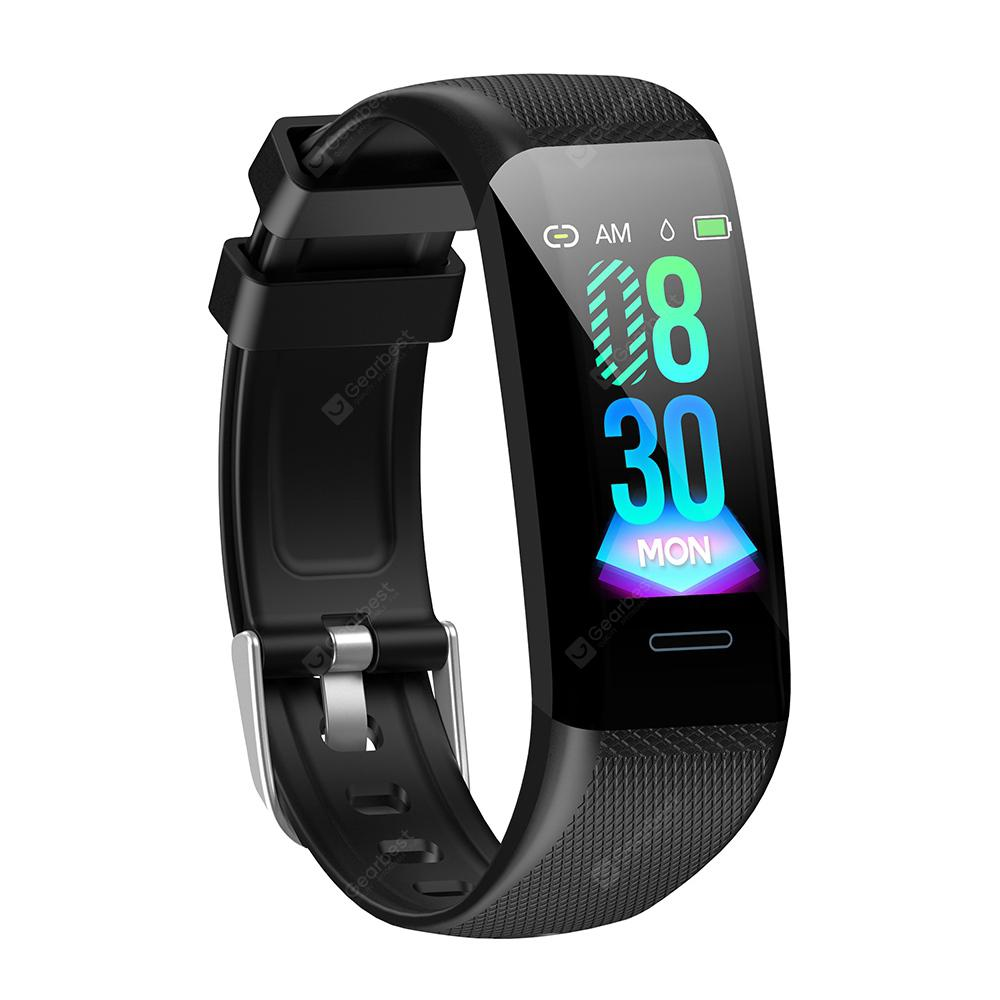 Alfawise I11plus 1.14 inch HD Color Screen Sports Smart Bracelet