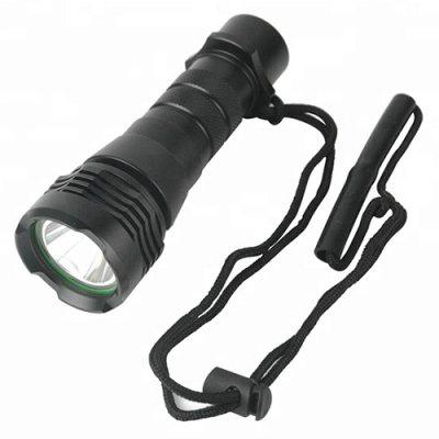 M51 Glare Diving Flashlight Mergulho de Mergulho de 80m