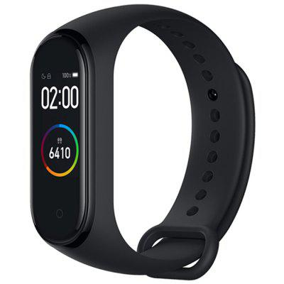 The Latest Xiaomi Mi Band with AMOLED Color Screen, NFC