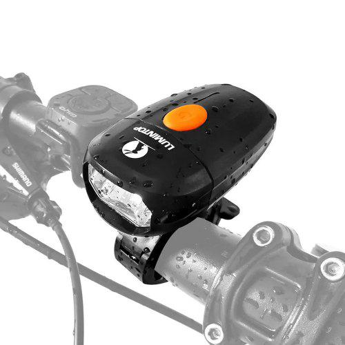 LUMINTOP C01 Rechargeable Bike Headlight – Black 451436101