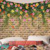 Indoor Wall Decoration Polyester Printed Tapestry for House Office - MULTI-A