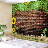 Indoor Wall Decoration Polyester Printing Tapestry - MULTI-A