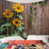 Indoor Wall Decoration Polyester Printing Tapestry for Living Room Bedroom - MULTI-A