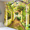 Indoor Wall Decoration Printed Tapestry - MULTI-A