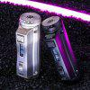 EHPRO Cold Steel 100 TC Box Mod 120W - PLATINA