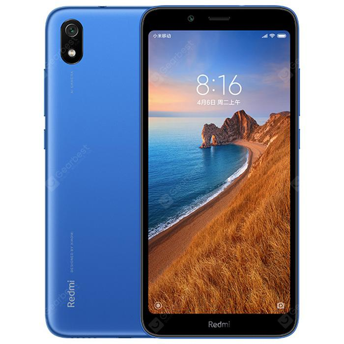 Xiaomi Redmi 7A 5.45 inch 4G Smartphone Global Version- Blue