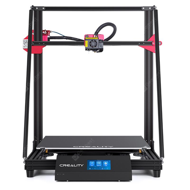 Creality CR - 10 Max 450 x 450 x 470mm 3D Printer - Black EU Plug