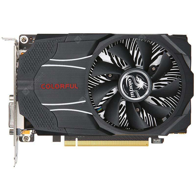 Colorful NVIDIA GeForce GTX1060 Mini OC 3G Graphics Card