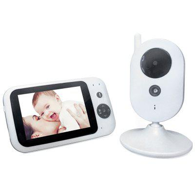 303 3,5 pollici 2,4GHz Baby Monitor con Visione Notturna