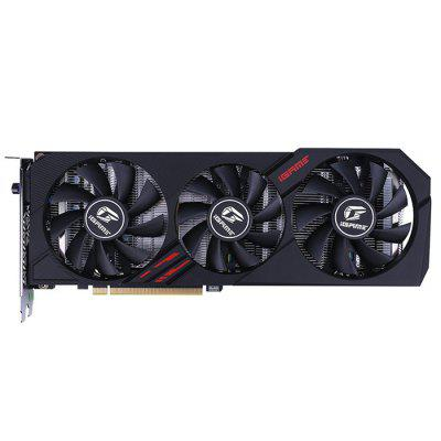 Placa de vídeo colorida NVIDIA iGame GeForce RTX 2060 Ultra Gaming