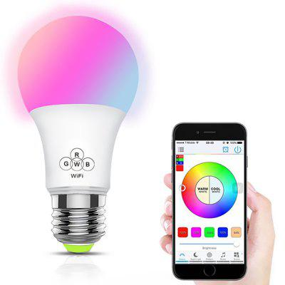 WFBI WiFi Smart LED Light Bulb Voice Control