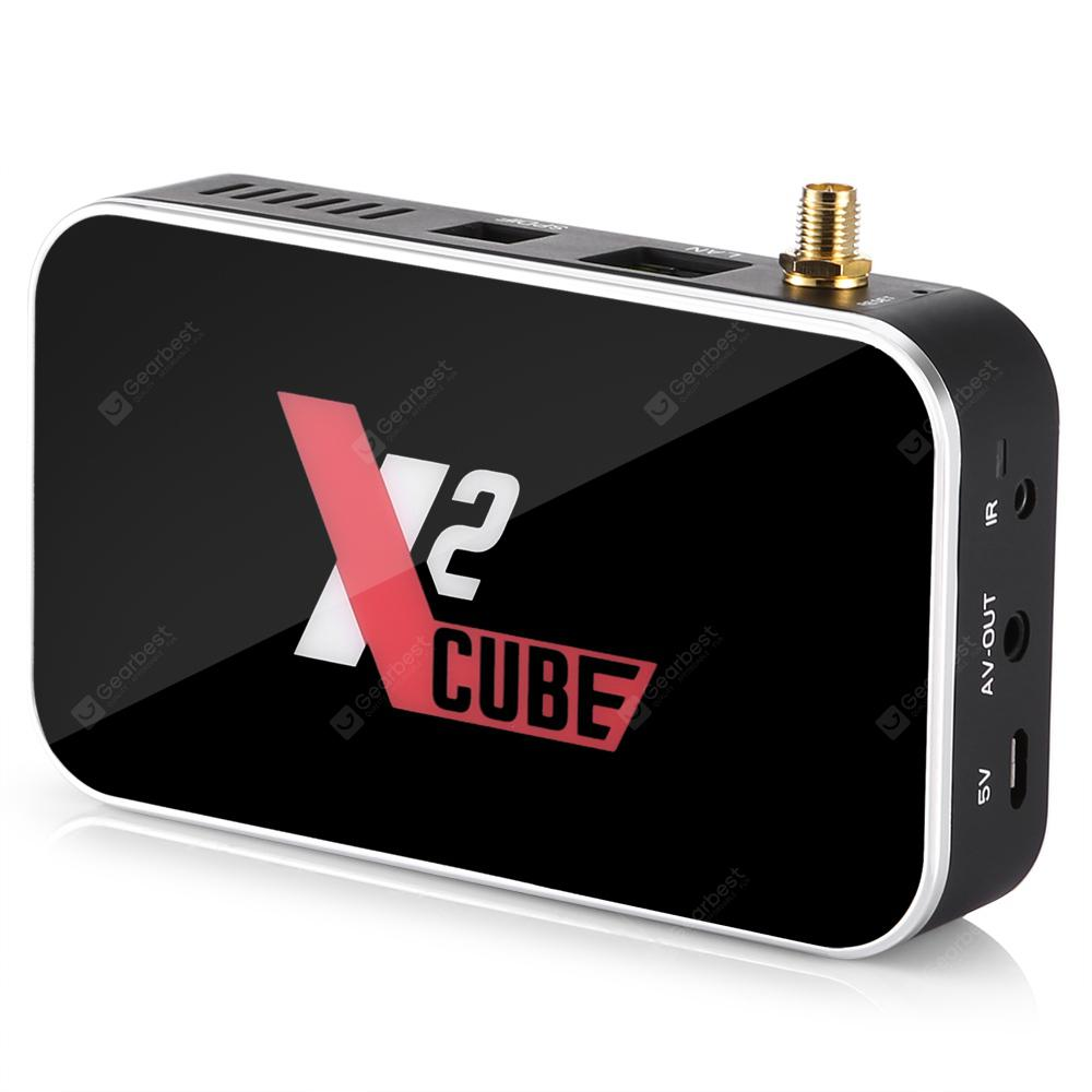 Ugoos X2 CUBE TV Box Android 9.0
