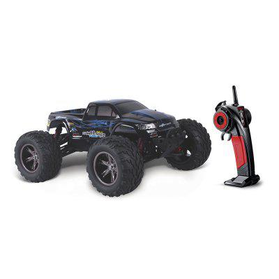 9115 1 / 12 Scale 2.4G 4CH RC Truck Car Toy 2 - Wheel Driven Electric Racing Truggy