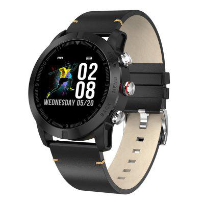 NO.1 S10 64KB RAM 512KB ROM Smart Watch Monitoraggio di Frequenza Cardiaca Conteggio Dei Passi Ricordo Sedentario IP68