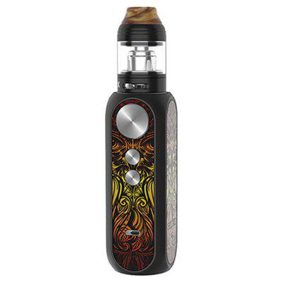 OBS Cube X 80W Kit with Tank Atomizer 4ml Standard Edition