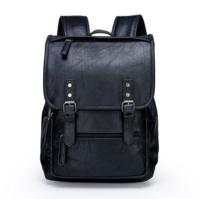 Men's Backpack Large Capacity Retro Fashion